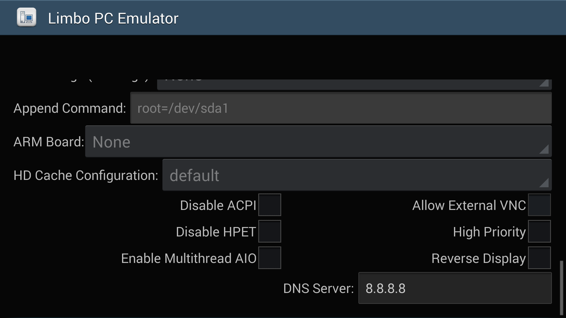 limbo pc emulator kali linux | The Infosec Guru